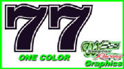 ONE COLOR NUMBER