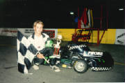 Wade Champeno at Jennerstown Speedway Go Karts